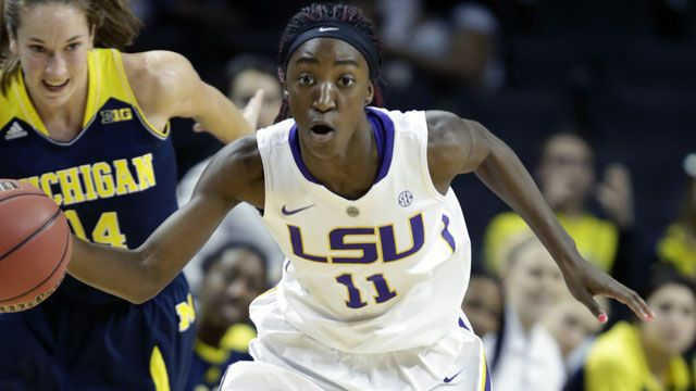 #12 LSU vs. North Carolina State (Exclusive)