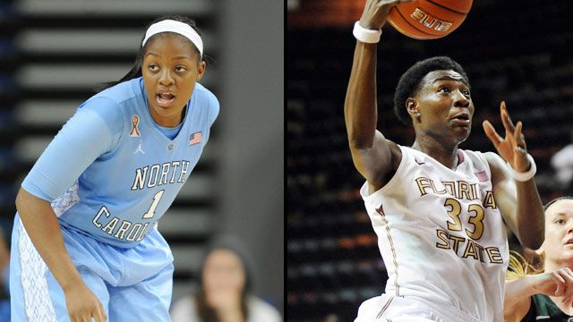 #13 North Carolina vs. #18 Florida State