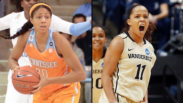 #8 Tennessee vs. Vanderbilt