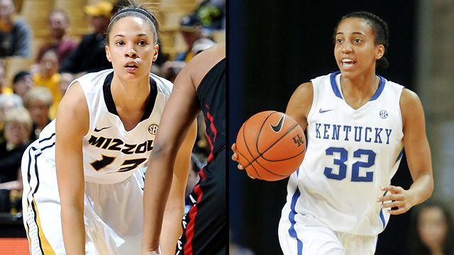 Missouri vs. #9 Kentucky