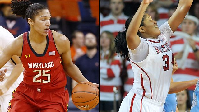 #8 Maryland vs. #18 NC State (Exclusive)