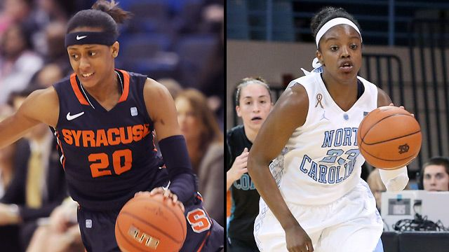 Syracuse vs. #6 North Carolina