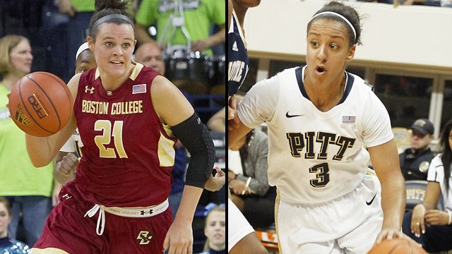 Boston College vs. Pittsburgh (Exclusive)