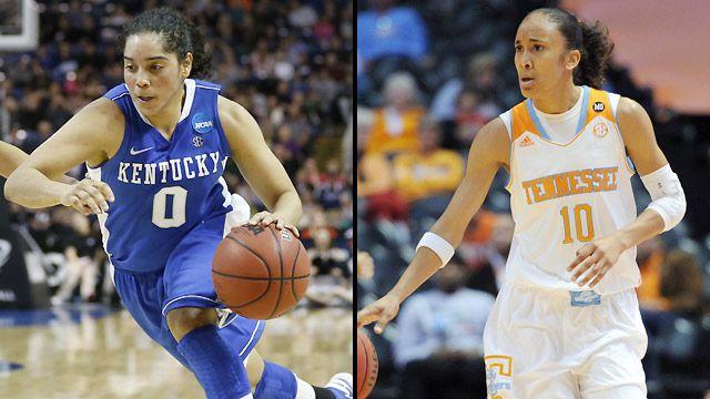#18 Kentucky vs. #8 Tennessee