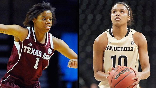 #17 Texas A&M vs. #16 Vanderbilt
