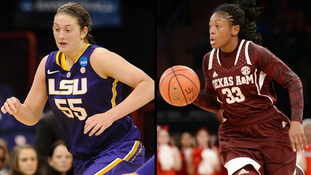#16 LSU vs. #19 Texas A&M