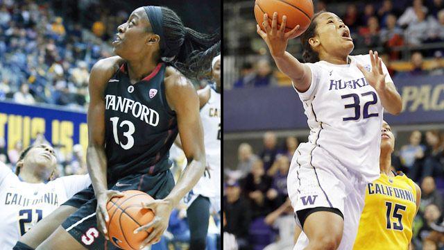 #3 Stanford vs. Washington