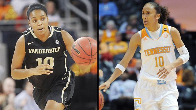 #16 Vanderbilt vs. #8 Tennessee