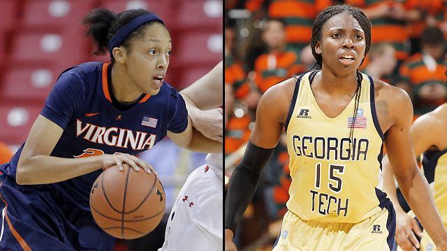 Virginia vs. Georgia Tech (Exclusive)