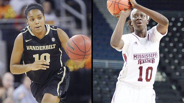 #16 Vanderbilt vs. Mississippi State