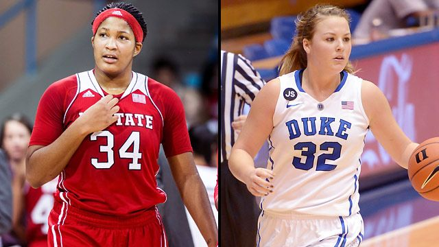 #14 NC State vs. #7 Duke (Exclusive)