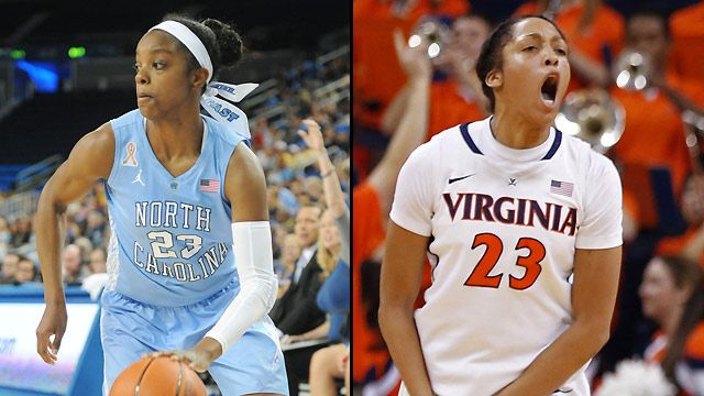 #11 North Carolina vs. Virginia