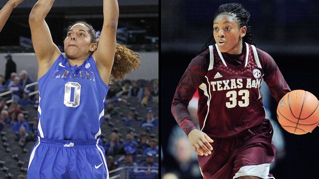 #15 Kentucky vs. #16 Texas A&M