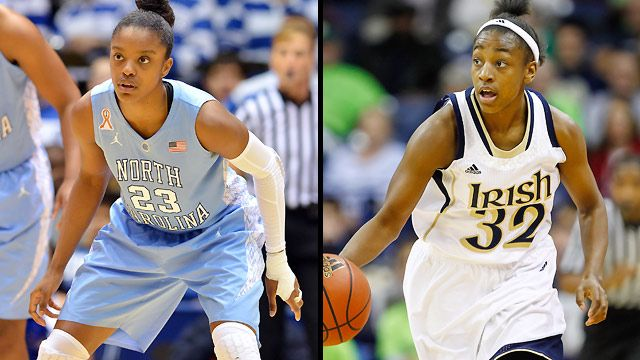 #14 North Carolina vs. #2 Notre Dame (Exclusive)