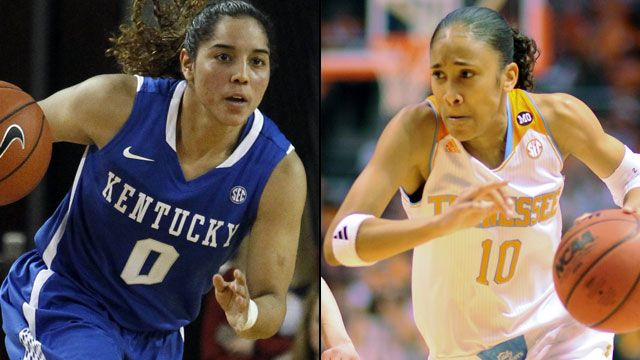 #12 Kentucky vs. #6 Tennessee (Championship Game) (SEC Women's Tournament)
