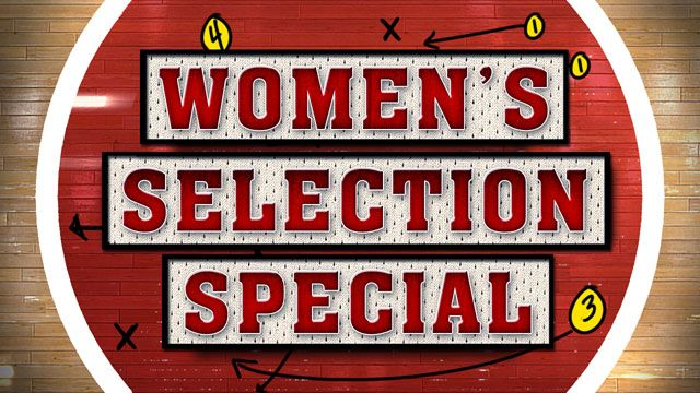 NCAA Women's Basketball Championship Selection Show presented by Capital One