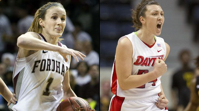 Fordham vs. Dayton (Championship Game) (Atlantic 10 Women's Championship)