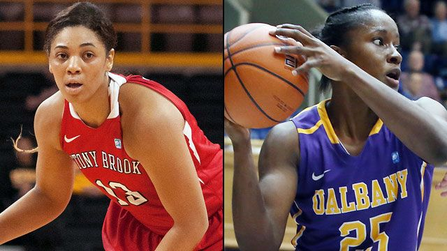 Stony Brook vs. Albany (Championship Game) (America East Women's Championship)