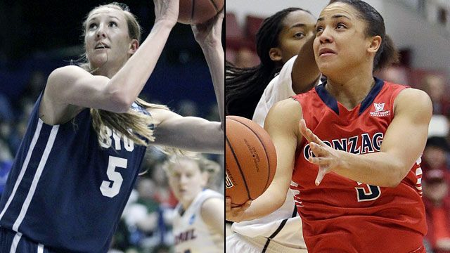 Brigham Young vs. #18 Gonzaga (Championship Game) (West Coast Conference Women's Tournament)