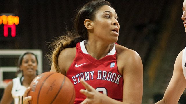Stony Brook vs. Albany (Exclusive)