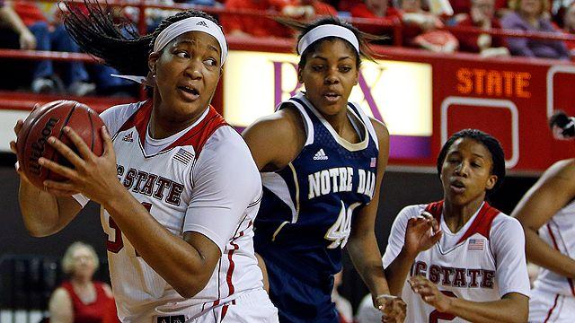 #2 Notre Dame vs. #13 North Carolina State (Exclusive)