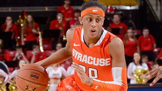 Clemson vs. Syracuse (Second Round, Game 1) (ACC Women's Tournament)