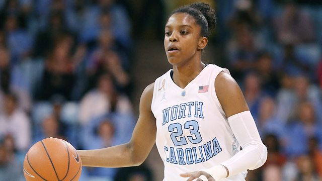 Wake Forest vs. #13 North Carolina (Second Round, Game 4) (ACC Women's Tournament)