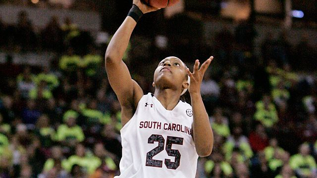 Georgia vs. #5 South Carolina (Quarterfinal #1) (SEC Women's Tournament)