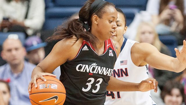 UCF vs. Cincinnati (Exclusive First Round) (The American Women's Championship)