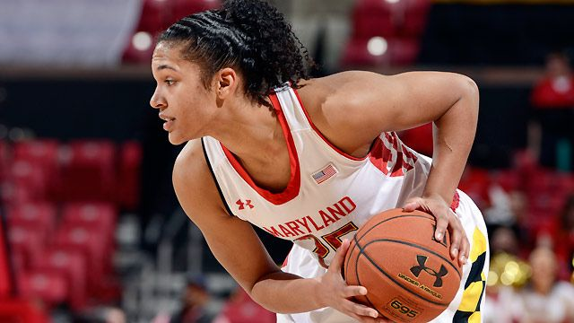 #13 North Carolina vs. #8 Maryland (Quarterfinal #4) (ACC Women's Tournament)