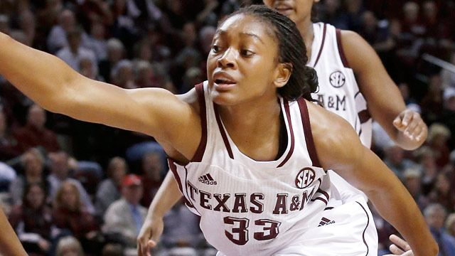 Auburn vs. #15 Texas A&M (Quarterfinal #4) (SEC Women's Tournament)