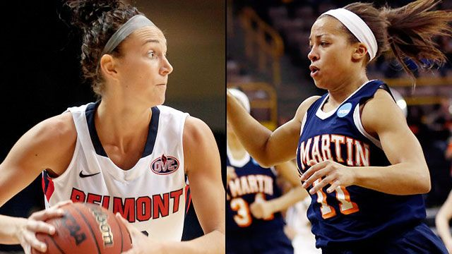 Belmont vs. UT Martin (Championship Game) (Ohio Valley Conference Women's Tournament)