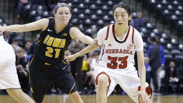 #23 Iowa vs. #16 Nebraska (Championship Game) (Big Ten Women's Tournament)