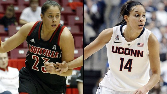 #3 Louisville vs. #1 Connecticut (Championship Game) (The American Women's Championship)