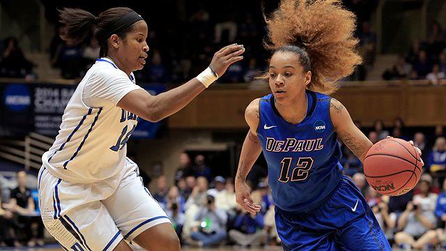 #7 DePaul vs. #2 Duke (Second Round) (NCAA Women's Championship)