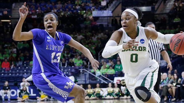 #3 Kentucky vs. #2 Baylor (Regional Semifinal) (NCAA Women's Championship)