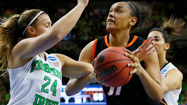 #5 Oklahoma State vs. #1 Notre Dame (Regional Semifinal) (NCAA Women's Championship)