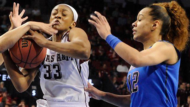 #7 DePaul vs. #3 Texas A&M (Regional Semifinal) (NCAA Women's Championship)