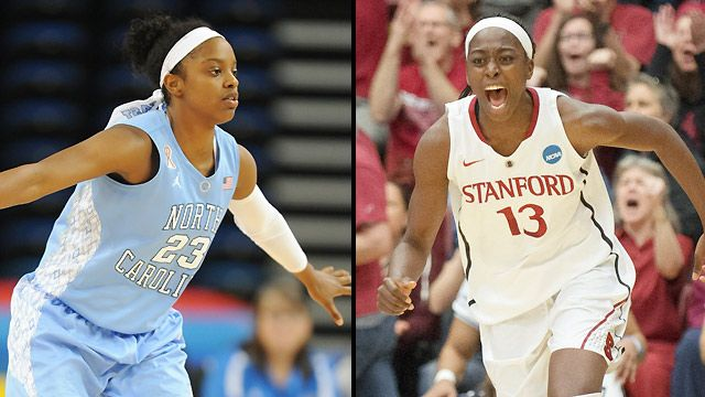 #4 North Carolina vs. #2 Stanford (Regional Final) (NCAA Women's Championship)