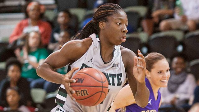 ETSU vs. USC Upstate (Exclusive Quarterfinal) (Atlantic Sun Women's Championship)