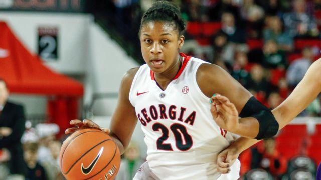 #24 Georgia vs. Georgia Tech (W Basketball)