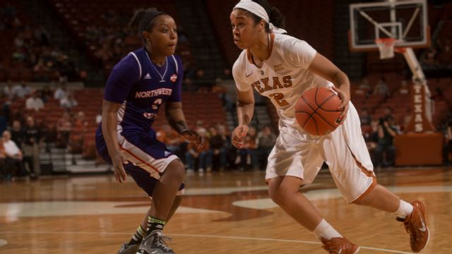 Northwestern State vs. Texas - 12/14/2014 (re-air)