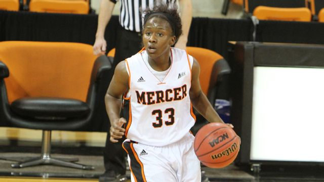 Tennessee Tech vs. Mercer (W Basketball)