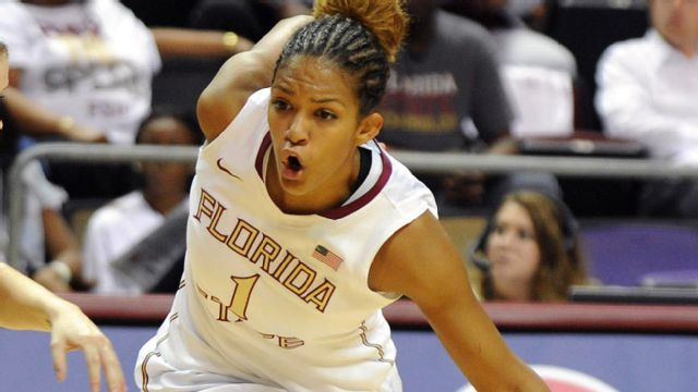 Savannah State vs. Florida State (W Basketball)