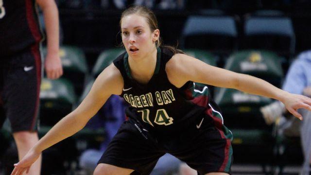 Vermont vs. Green Bay (W Basketball)