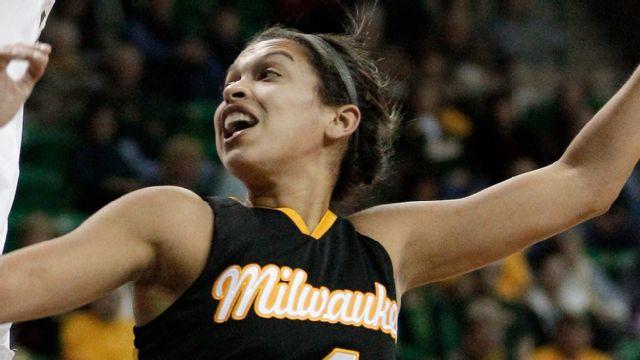 Bowling Green vs. Milwaukee (W Basketball)