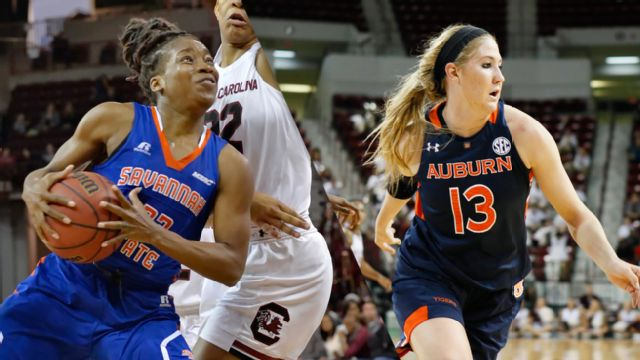 Savannah State vs. Auburn (W Basketball)