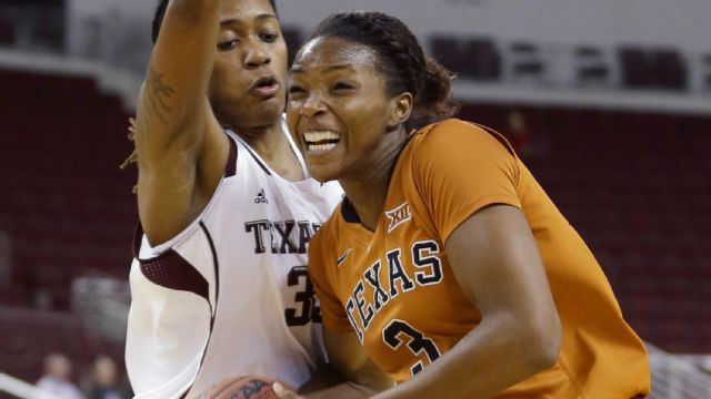 #3 Texas vs. #4 Texas A&M (W Basketball)