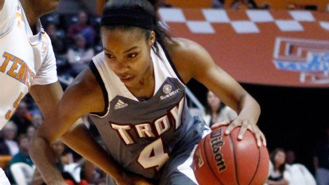 Louisiana-Monroe vs. Troy (W Basketball)