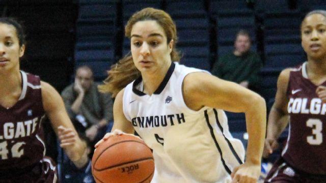 Manhattan vs. Monmouth (W Basketball)